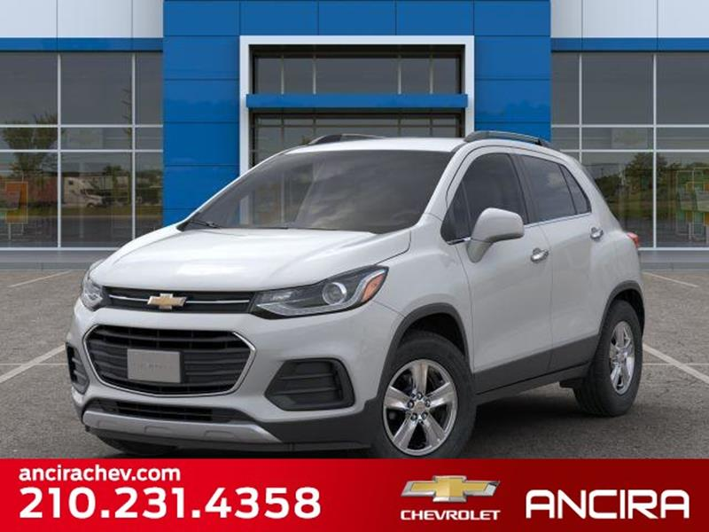 2019 chevrolet trax lt 4dr crossover in san antonio tx. Black Bedroom Furniture Sets. Home Design Ideas