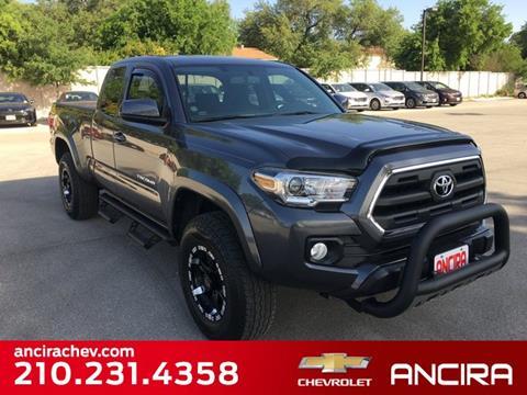2016 Toyota Tacoma for sale in San Antonio, TX