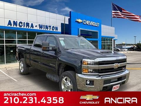2019 Chevrolet Silverado 2500HD for sale in San Antonio, TX