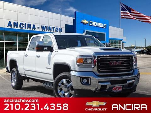 2018 GMC Sierra 2500HD for sale in San Antonio, TX