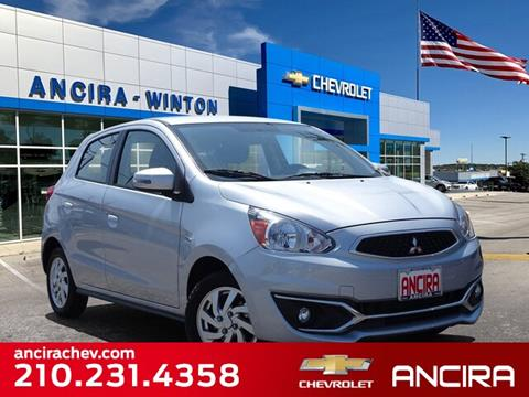 2018 Mitsubishi Mirage for sale in San Antonio, TX