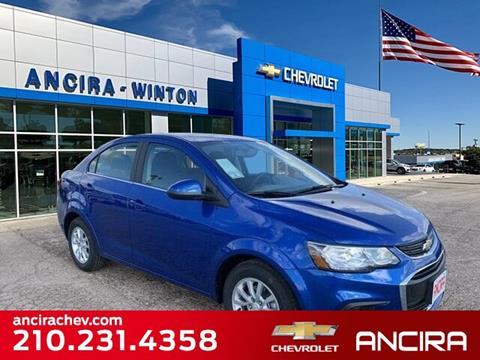 2019 Chevrolet Sonic for sale in San Antonio, TX