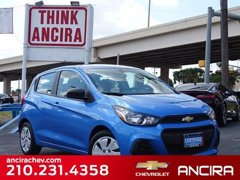 2017 Chevrolet Spark for sale in San Antonio, TX
