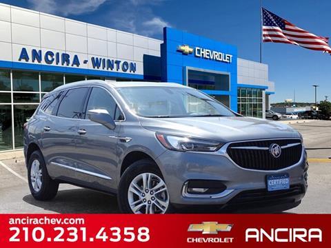 2019 Buick Enclave for sale in San Antonio, TX