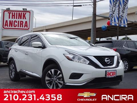 2015 Nissan Murano for sale in San Antonio, TX