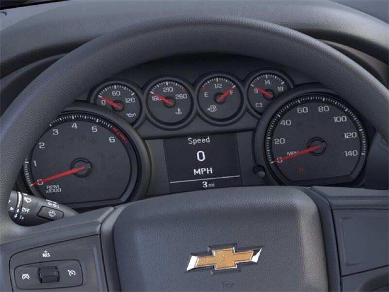 2020 Chevrolet Silverado 1500 4x2 Work Truck 2dr Regular Cab 8 ft. LB - San Antonio TX