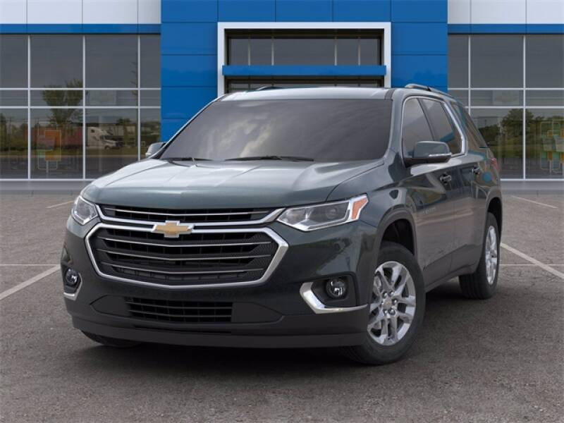 2020 Chevrolet Traverse LT Cloth 4dr SUV w/1LT - San Antonio TX