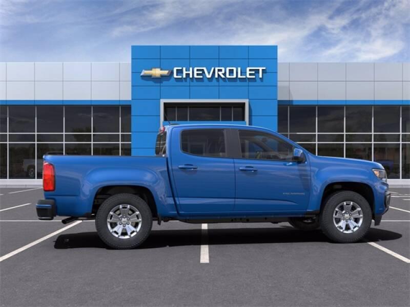 2021 Chevrolet Colorado LT - San Antonio TX