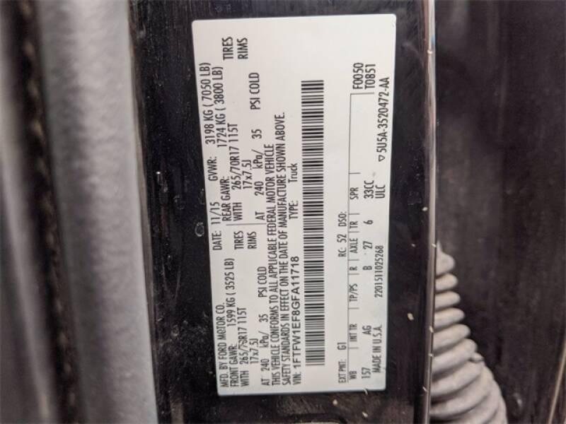 2016 Ford F-150 4x4 XL 4dr SuperCrew 6.5 ft. SB - San Antonio TX