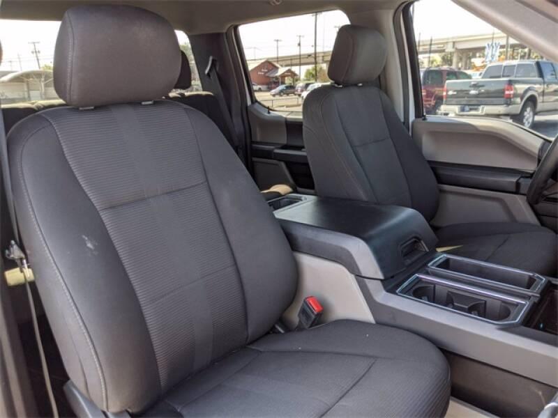 2018 Ford F-150 XL - San Antonio TX