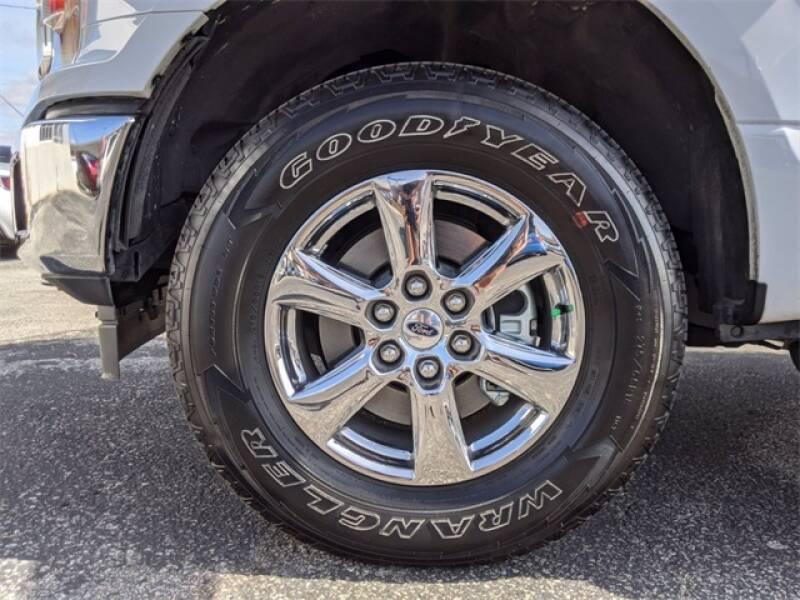 2019 Ford F-150 4x4 XLT 4dr SuperCrew 5.5 ft. SB - San Antonio TX