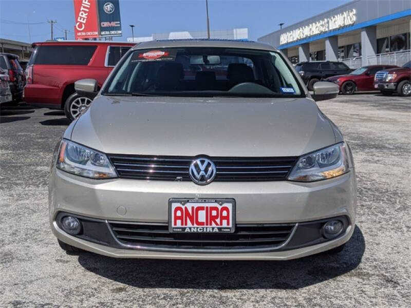 2012 Volkswagen Jetta SEL - San Antonio TX