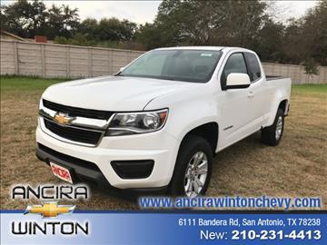 2016 Chevrolet Colorado for sale in San Antonio, TX