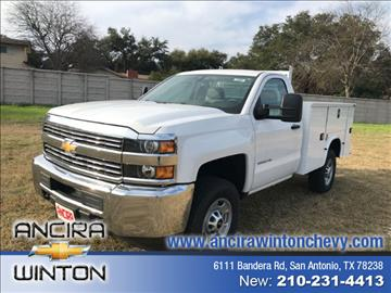 2016 Chevrolet Silverado 2500HD for sale in San Antonio, TX