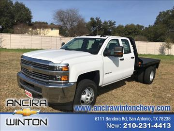 2016 Chevrolet Silverado 3500HD for sale in San Antonio, TX