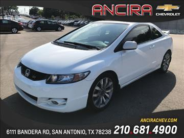 2011 Honda Civic for sale in San Antonio, TX