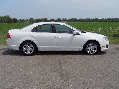 2010 Ford Fusion for sale in Montrose, MI