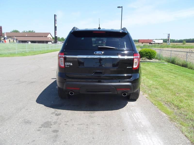 2011 Ford Explorer AWD XLT 4dr SUV - Montrose MI