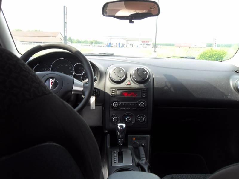 2008 Pontiac G6 4dr Sedan - Montrose MI