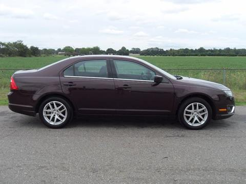 2011 Ford Fusion for sale in Montrose, MI
