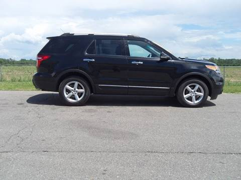 2011 Ford Explorer for sale in Montrose, MI