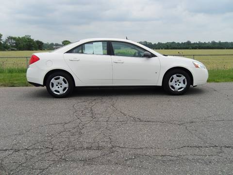 2008 Pontiac G6 for sale in Montrose, MI