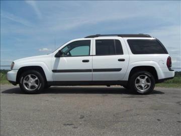 2005 Chevrolet TrailBlazer EXT for sale in Montrose, MI