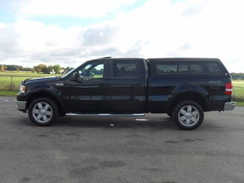 2008 Ford F-150 for sale in Montrose, MI