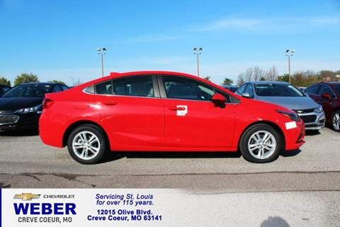 2017 Chevrolet Cruze for sale in Creve Coeur, MO