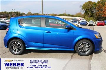 2017 Chevrolet Sonic for sale in Creve Coeur, MO