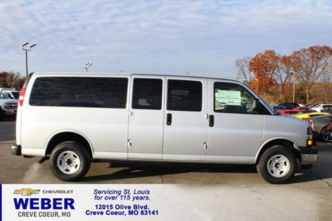 2017 Chevrolet Express Passenger for sale in Creve Coeur, MO
