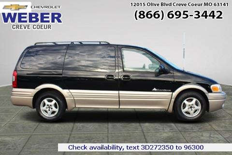 2003 Pontiac Montana for sale in Creve Coeur, MO