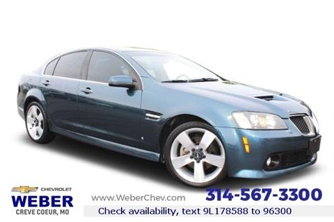2009 Pontiac G8 for sale in Creve Coeur, MO