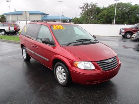 2006 Chrysler Town and Country for sale in Maitland FL