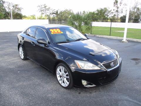 2006 Lexus IS 250 for sale in Maitland FL