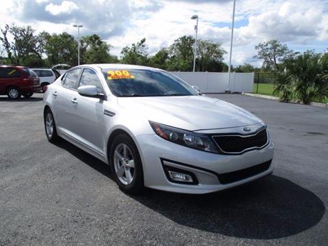 2014 Kia Optima for sale in Maitland FL