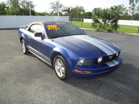 2005 Ford Mustang for sale in Maitland FL
