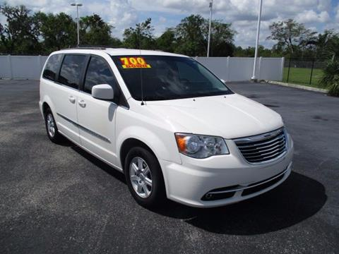 2013 Chrysler Town and Country for sale in Maitland, FL