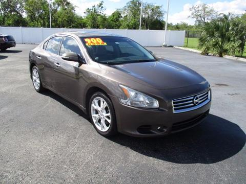 2012 Nissan Maxima for sale in Maitland, FL