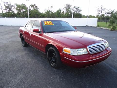 2001 Ford Crown Victoria for sale in Maitland, FL