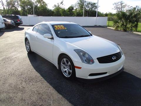 2005 Infiniti G35 for sale in Maitland FL
