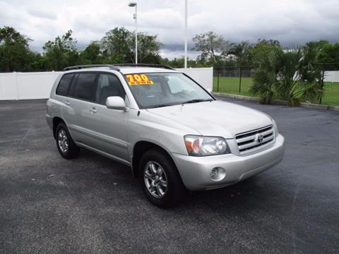2004 Toyota Highlander for sale in Maitland FL