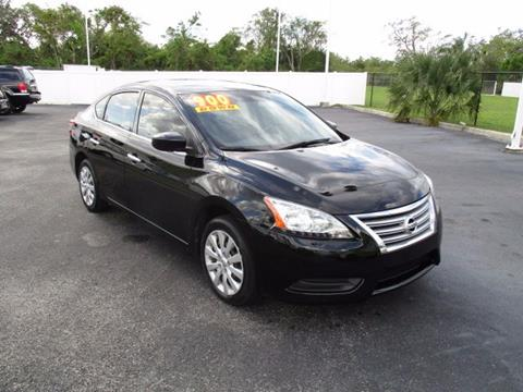 2014 Nissan Sentra for sale in Maitland, FL