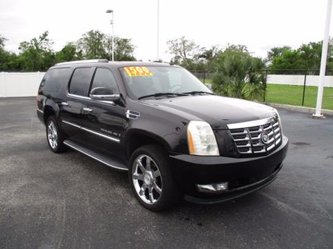 2007 Cadillac Escalade ESV for sale in Maitland FL