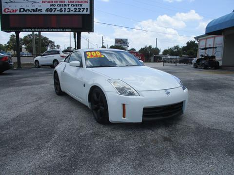 2008 Nissan 350Z for sale in Maitland, FL
