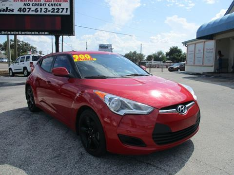 2013 Hyundai Veloster for sale in Maitland, FL