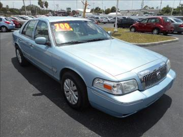 2009 Mercury Grand Marquis for sale in Maitland, FL