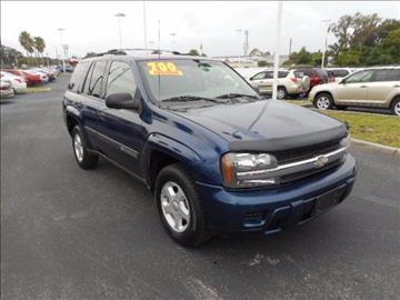 2003 Chevrolet TrailBlazer for sale in Maitland, FL