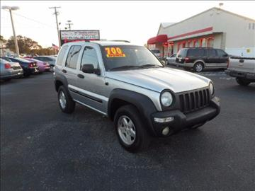 2002 Jeep Liberty for sale in Maitland, FL