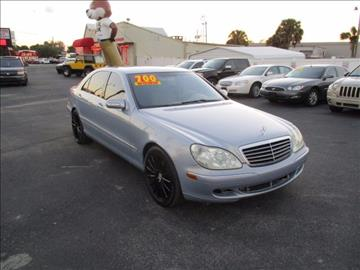 2003 Mercedes-Benz S-Class for sale in Maitland, FL